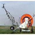 turbine driven hose reel irrigation