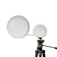 Boule de verre de photographie de boule de cristal D70 mm K9