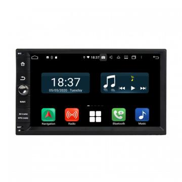 Android 10 4 + 128G deckless 7 Zoll Autoradio