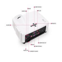 Vidéoprojecteur numérique LED LED 2016hot