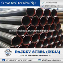 Best Quality High Strength Carbon Base Steel Seamless Pipes - ASTM A106 Gr C at Low Price