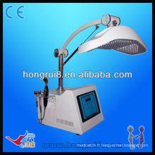 Certificat CE HR-801B Support professionnel PDT LED Light 7 couleurs Skin Laser Beauty Machine