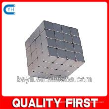Würfel-Magnet-Hersteller Versorgung-Hohe Qualität mit vernünftigen Preis