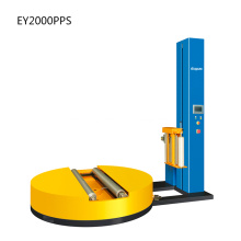 Roll Stretch Wrapper with Auto Ejector