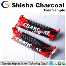 round hookah charcoal/33mm shisha charcoal tablets