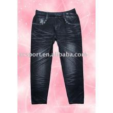 Pantalones de la impresión de las mujeres de la manera