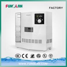 Purificador de aire efectivo con tecnología patentada de lavado de agua