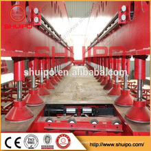 Shuipo режущая кромка хорошо выполнена металлической трубы изготовление машины для продажи
