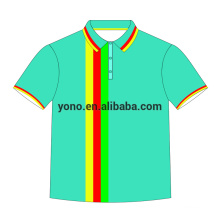 lastest custom print with your own logo polo shirt for men t-shirt