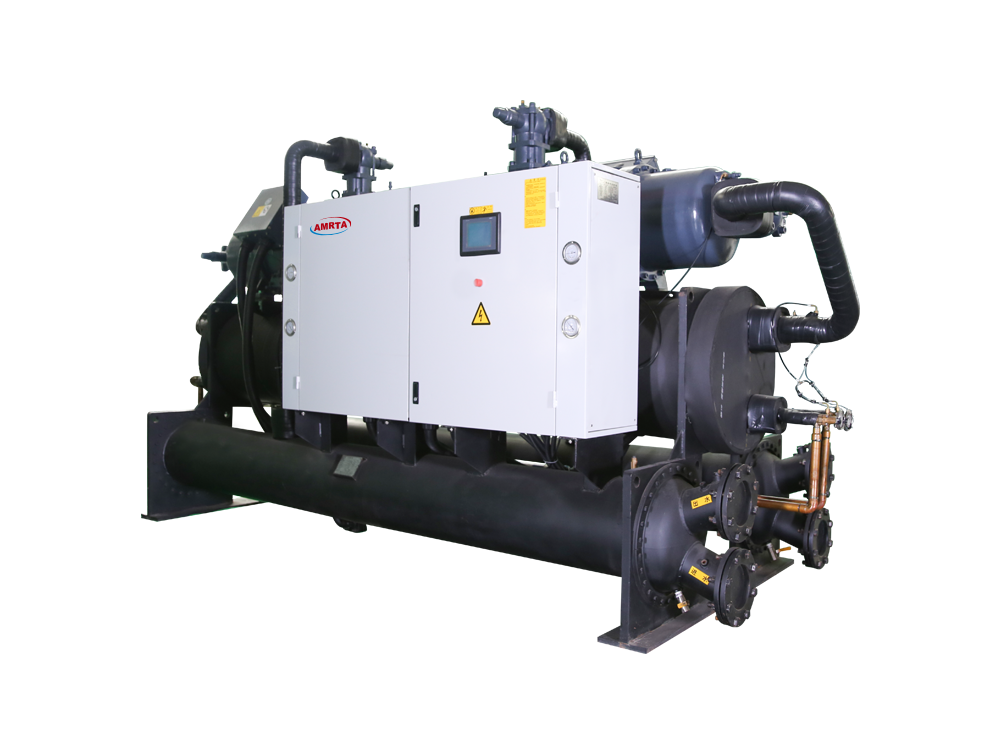 Coastal Industry Water Chiller with Heate Retovery