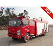 Tout nouveau camion pulvérisateur de mousse ISUZU 4000litres