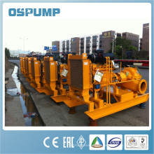 Diesel driven high pressure water pump double suction