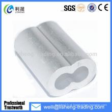 Multipurpose Tipo EUA 8 tipo mangas Alumínio mangas ovais