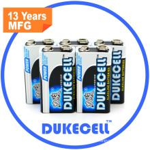 Batterie sèche 9 volts Gold Power 6lr61