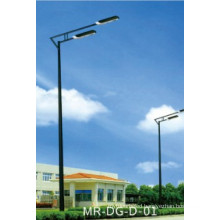 Galvanized Powder Coating Solar Street Light Post