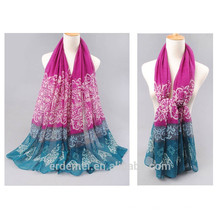 2014 новый стиль моды вуаль шарф женщин хлопка шаль