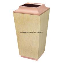 Lata de lixo de mármore de boa qualidade (DK44)