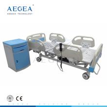 Cama médica médica del examen de ICU de 5 funciones barato AG-BM003 del hospital