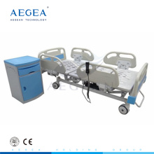 AG-BM003 hospital cheap 5-Function electric ICU examination medical bed
