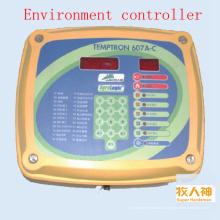 Contrôleur d'environnement personnalisé Temptron 607 pour poulailler
