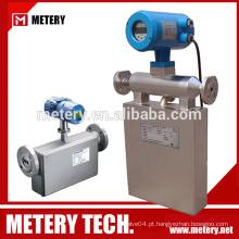 Medidores de vazão / medidor de vazão de óleo Coriolis