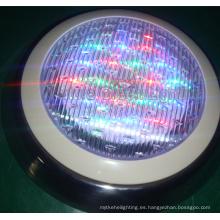 IP68 RGB Remoted Luz LED de la piscina subacuática