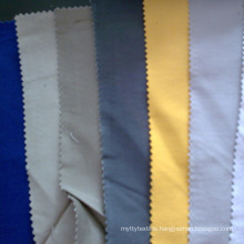 tc cotton /polyester blend combed woven dyed twill workwear fabric