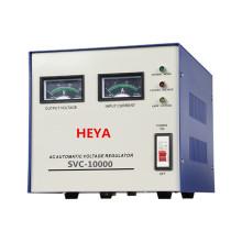 Single phase servo type control svc 3000va 5000va 5kv power ac automatic voltage regulator/stabilizer