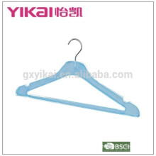 2015 newest funtional lastic trousers/shirt/belt PS plastic clothes hanger