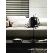 Creative Aluminum Black Contemporary Foyer Table Lighting (MT20170-1-370)