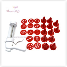 Promotional Good Quality ABS+PS+PP+S/S Frosting Deco Pen Set
