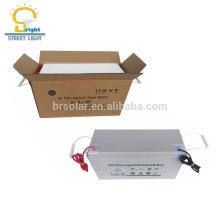 120AH 150AH 200AH Special price anti-theft screw waterproof gel lead-acid solar battery box