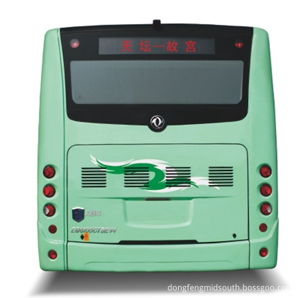 Electric City Bus 7