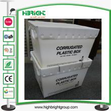 Corrugated Plastic Postal Mail Box