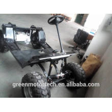 chassis all-in-one for electric car