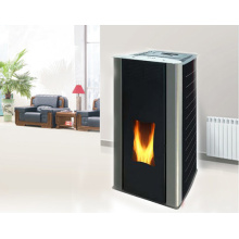 Wood Pellet Heater with Hot Water