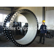 ISO2531/En545/En598 Ductile Cast Iron Double Flange Pipe
