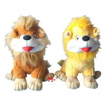Soft Lion Stuffed Plush Animal Toy (TPYS0030)
