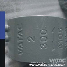 API594 Forged Steel A105 Dual Plate Wafer Check Valve