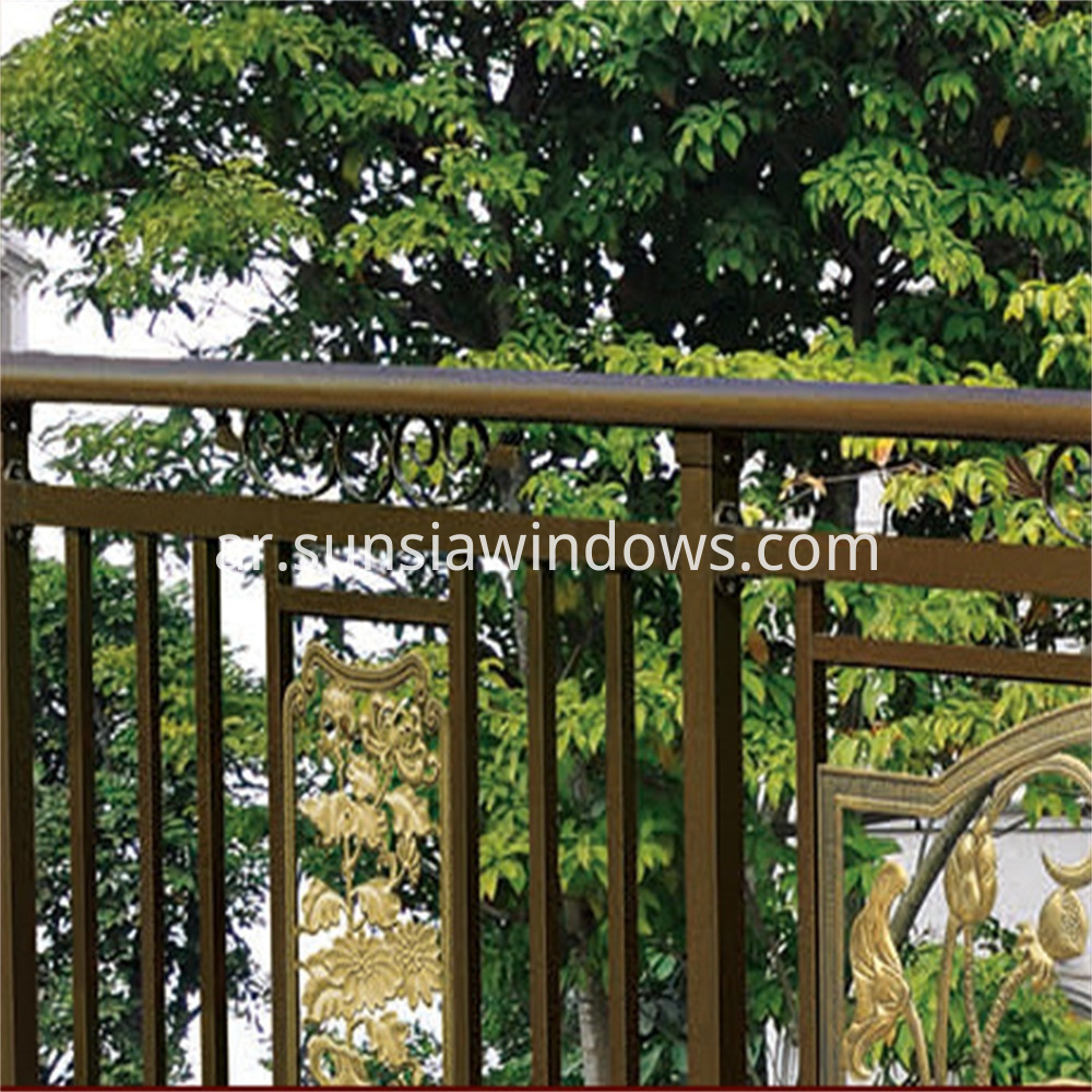 Balcony Balustrades