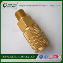 High Quality Cheap Quick Joint brass pneumatic fittings