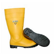 Good Quality Professional Chemical Safety PVC Rubber Rain Boots