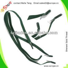 Corde à élastique avec poignée, cordon de poignée de sac de transport, cordon de poignée de 5MM * 45CM