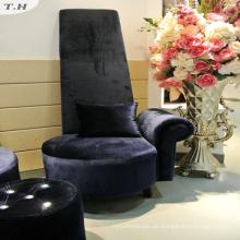 Glänzendes italienisches Samt für Sofa