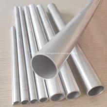 Tubo redondo trefilado de alumínio de alta frequência