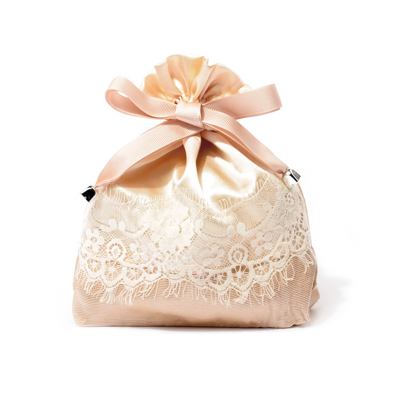 Satin Bag For Cloth