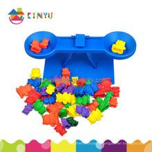 Пластиковая игрушка баланса / учебный инструмент / учебные пособия (K032)