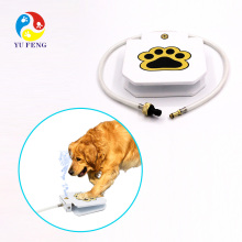 Wholesale High Quality Portable Automatic Outdoor Garden Dog Drinking Step On Push Pedal Cat Pet Dog Water Fountain For Dog Wholesale High Quality Portable Automatic Outdoor Garden Dog Drinking Step On Push Pedal Cat Pet Dog Water Fountain For Dog