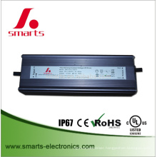 220vac 24 volt 100w triac dimmable constant voltage led driver