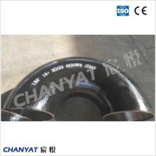 Cotovelo de tubo de aço carbono En / DIN (1.0482, 19Mn5, 1.0457, STE240.7)